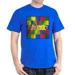 Autism Awareness Blocks Dark T-Shirt