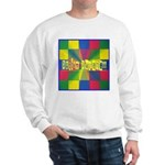 Autism Awareness Blocks Sweatshirt