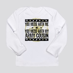 Army Cousin Long Sleeve Infant T-Shirt
