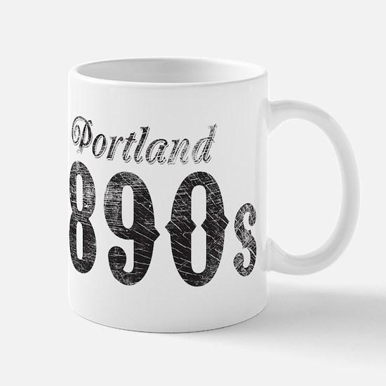 Portland 1890s Mug
