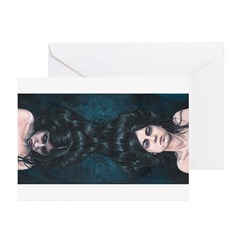 I Wake to Sleep Greeting Cards (Pk of 10)