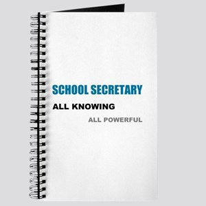 School Sec. All Knowing All P Journal