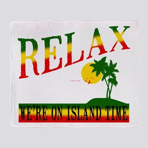 Relax Throw Blanket