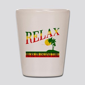 Relax Shot Glass