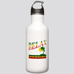 Relax Stainless Water Bottle 1.0L