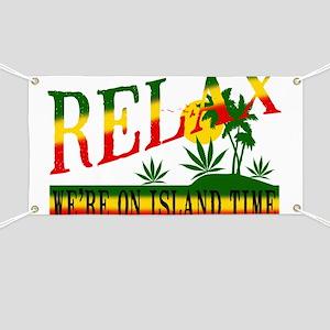 Relax Banner
