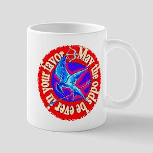 HG: MAY THE ODDS! Mug