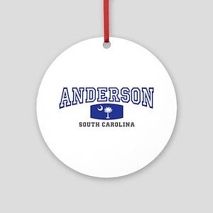 Anderson South Carolina, SC, Palmetto Moon State F