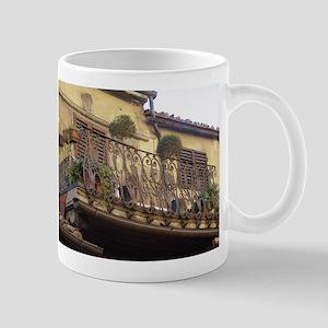Tuscany Balcony Mug