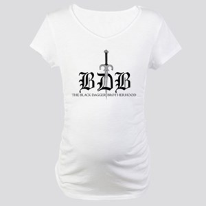 BDB Logo Light Maternity T-Shirt
