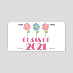 2021 School Class Aluminum License Plate