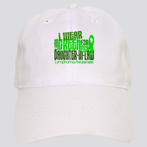 I Wear Lime 6.4 Lymphoma Cap