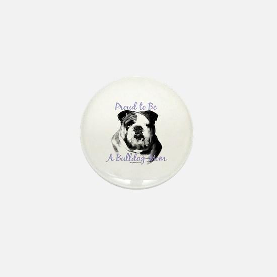 Bulldog 3 Mini Button
