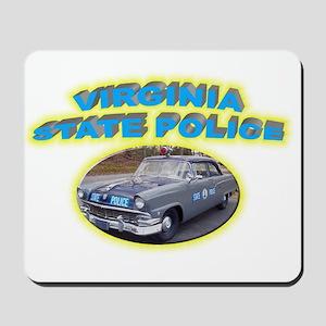 Virginia State Police Mousepad
