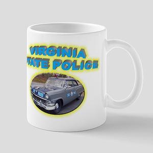 Virginia State Police Mug