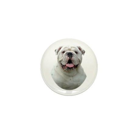 Bulldog 5 Mini Button