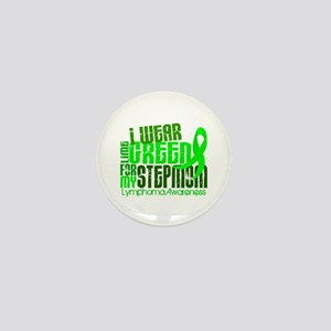 I Wear Lime 6.4 Lymphoma Mini Button