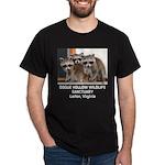 Sibling Raccoons T-shirt