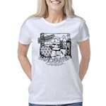 Vancouver Canada Souvenir Women's Classic T-Shirt