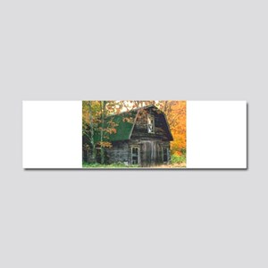 Autumn Barn Car Magnet 10 x 3