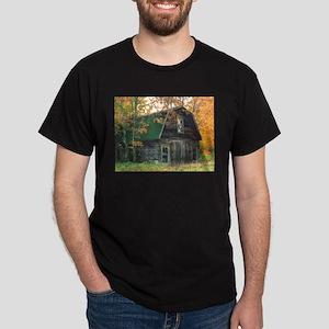 Autumn Barn Dark T-Shirt