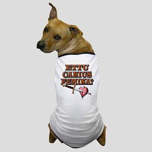 Ettu Canius Femina Dog T-Shirt