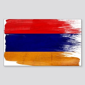 Armenia Flag Sticker (Rectangle)