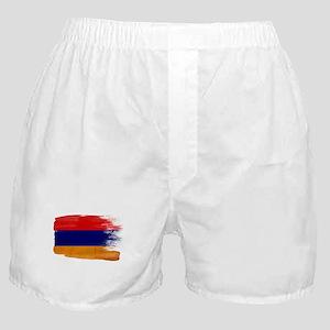 Armenia Flag Boxer Shorts