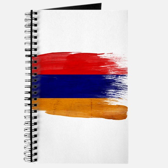 Armenia Flag Journal