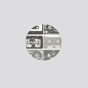 Mixtapes Mini Button
