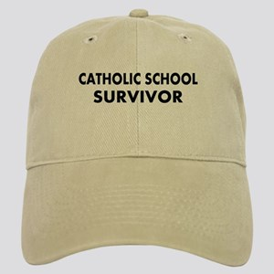 Catholic School Survivor Cap