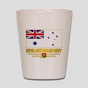 """Royal Australian Navy"" Shot Glass"