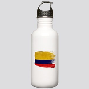 Colombia Flag Stainless Water Bottle 1.0L