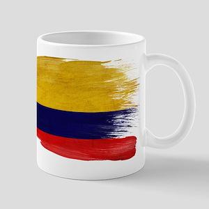 Colombia Flag Mug