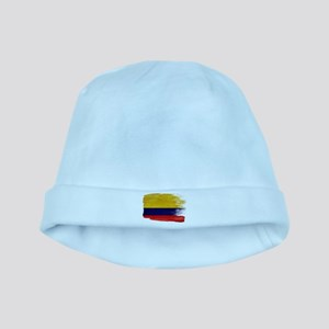 Colombia Flag baby hat