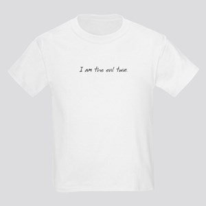 I am Evil Twin Kids T-Shirt