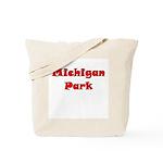 Michigan Park Tote Bag