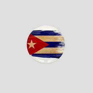 Cuba Flag Mini Button