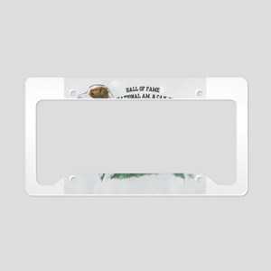 National Dual Champion License Plate Holder
