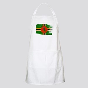 Dominica Flag Apron