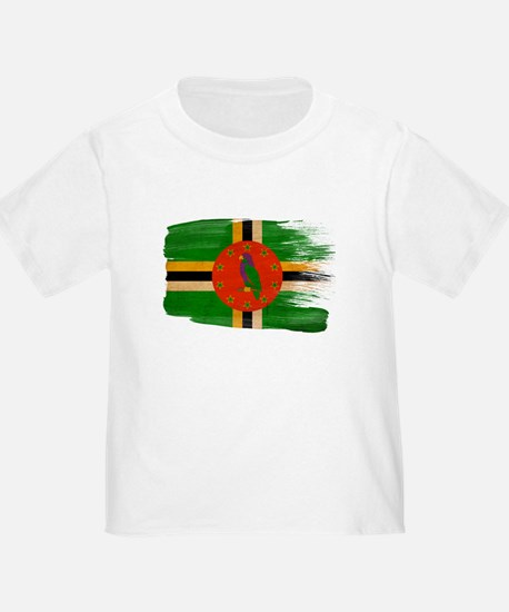 Dominica Flag T