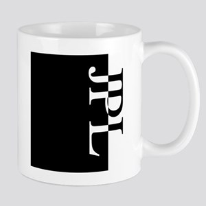 JPL Typography Mug
