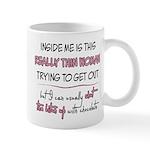 Inner Thin Woman Mug