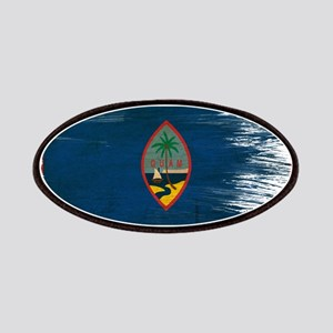 Guam Flag Patches