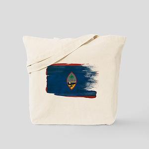 Guam Flag Tote Bag
