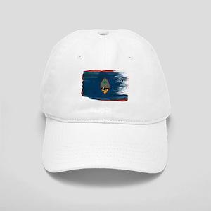 Guam Flag Cap