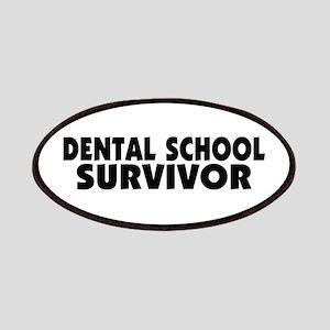 Dental School Survivor Patches