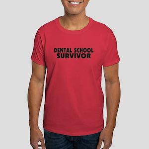 Dental School Survivor Dark T-Shirt