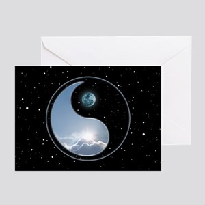 Sun & Moon Greeting Cards (Pk of 10)