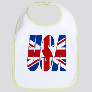 Jack in the USA Bib